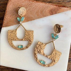 BOGO! Statement Gold Earrings